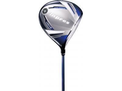 プラス2番手の飛びと、女性専用設計の打ちやすさを追求   ヤマハ レディースゴルフクラブ 『inpres UD 2 LADIES(インプレス・ユーディープラスツー・レディース)』
