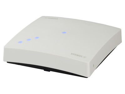 Wi-Fi 6対応・トライバンド搭載、最大500台の端末を接続可能な最上位モデル ヤマハ無線LANアクセスポイント『WLX413』