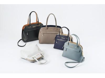『ジュエルナローズ』から女性の新生活にぴったりな春バッグ発売