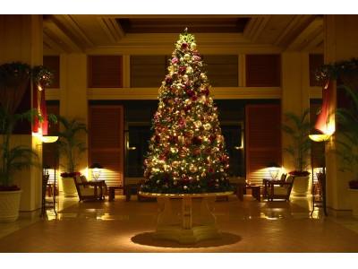 【沖縄】ザ・テラスホテルズ「Heartful Christmas 2018」のご案内