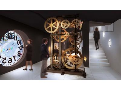 セイコーウオッチの体験型発信拠点「セイコードリームスクエア」誕生~創業の地・銀座の中心で世界に「夢」を発信~