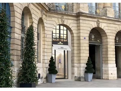 セイコーウオッチ 欧州初の「グランドセイコーブティック」をパリ、ヴァンドーム広場にオープン
