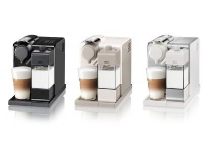 """新機能""""クリーミー・ラテ""""メニューを搭載したコーヒーメーカーが新登場「Lattissima Touch Plus (ラティシマ・タッチ プラス)」 2018年9月18日(火)販売開始"""
