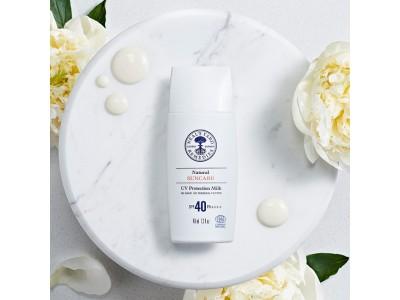 日焼け止めはオーガニックという結論。ナチュラル UV プロテクション ミルク SPF40 PA    発売。