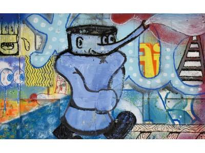 渋谷パルコ OIL by 美術手帖ギャラリーで、DIEGO(ディエゴ)による個展「I'm looking at you.」を1月17日より開催。