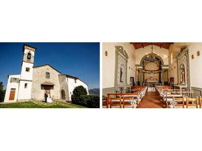 西暦1100年からの歴史を感じる、由緒あるイタリア古城のウェディング「カステッロ・ヴィッキオマッジョ~古城 ワイナリーウェディング」2018年7月6日(金)販売開始