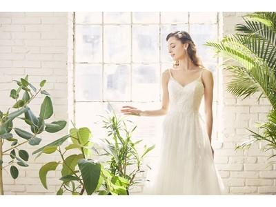 リゾートウェディングに特化した衣裳ブランド「Resoll Collection」2021年新作コレクション、2021年4月1日(木)販売開始