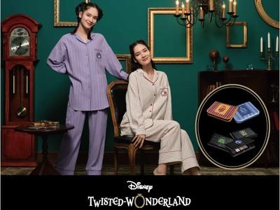『ディズニー ツイステッドワンダーランド』デザインの初めてのファッションコレクション「#4me by GU」の限定アイテムも初登場10月15日(金)より販売開始
