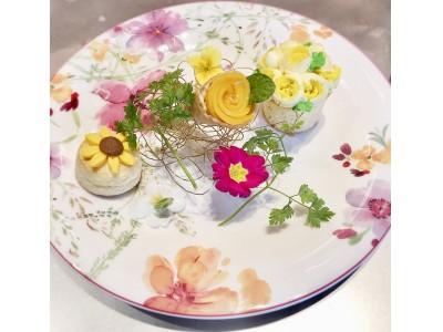 【セントレジス大阪】種から果実になるまでの植物の成長の物語をコースでお召し上がりいただく新感覚のアフタヌーンティー「Seed to KAJITSU(シード・トゥ・カジツ)」を提供開始