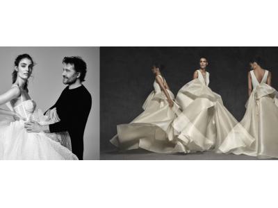 【ザ・リッツ・カールトン大阪】デザイナー アントニオ・リーヴァ氏が来日!世界の花嫁を魅了する最高級ドレスブランド「アントニオ・リーヴァ」スペシャルイベントを9月4日(水)、5日(木)に開催