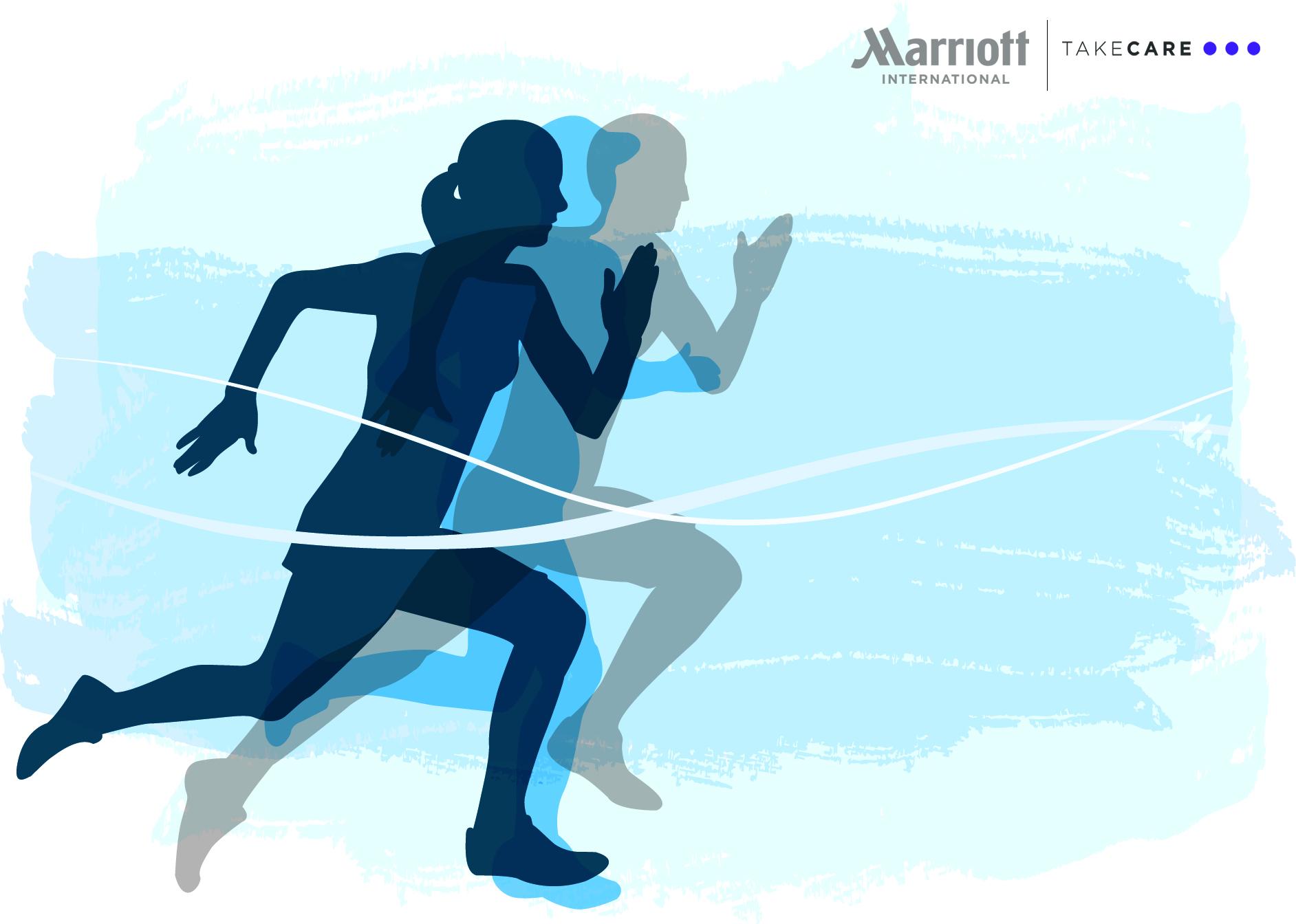 マリオット・インターナショナルが日本におけるチャリティランイベント「Run to Give Japan 2020」を開催