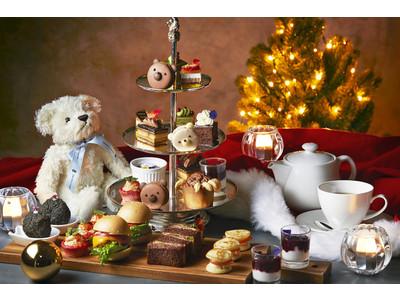 【ザ・リッツ・カールトン大阪】愛らしいテディベアとヨーロッパのクリスマスがテーマ『クリスマス テディベア ティーパーティー』を11月6日(金)より開催