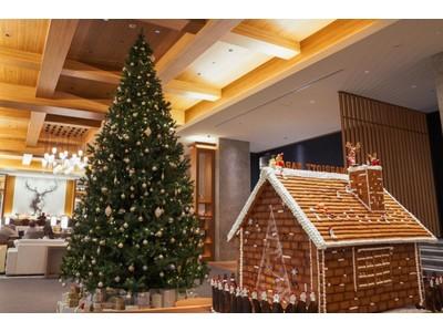 【JWマリオット・ホテル奈良】初となる『クリスマスコレクション2020』 を11月12日より提供開始