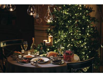 【ウェスティンホテル東京】クリスマスケーキコレクション&テイクアウトコレクション 予約を10月1日よりスタート