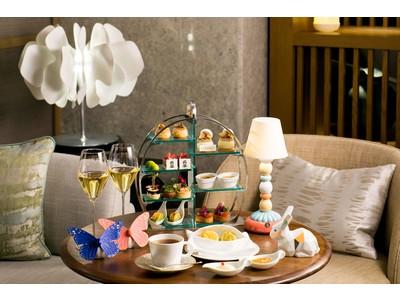 【JWマリオット・ホテル奈良】スペインのラグジュアリーポーセリンアートブランド、リヤドロと愉しむ「Lladro Afternoon Tea-リヤドロ アフタヌーンティー」を10月1日より開催