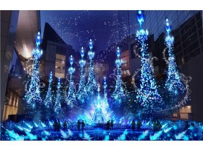 「Caretta Illumination 2018 ~ディズニーMovieNEX プリンセスイルミネーション~」 開催  2018年11月15日(木)~2019年2月14日(木)※予定