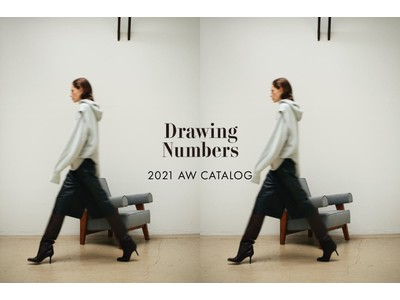【Drawing Numbers】2021 AW WEB CATALOGを公開!