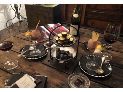 1日限定10食!!フランス人人間国宝が創る《新作》マンゴー&ショコラを使用した初夏パフェ「エテ プレコース」がイルサンジェー銀座ブティックサロンにて5月18日(金)より提供開始