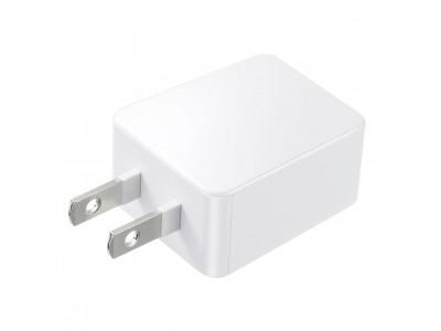 コンパクトで耐久性に優れたUSB充電器を発売。