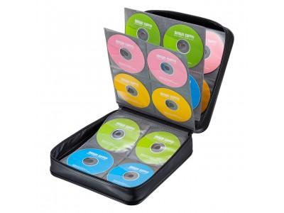 凹凸が少ない不織布を採用したブルーレイディスク対応セミハードケースを発売。