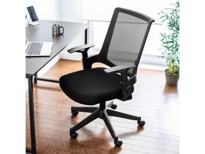 長時間座っても疲れにくい高反発ウレタンを採用したメッシュチェアを12月27日発売