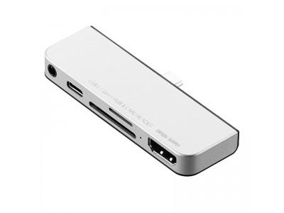 USB PD対応でiPad Proを充電しながら使用できるType-Cドッキングハブ2種を3月31日発売