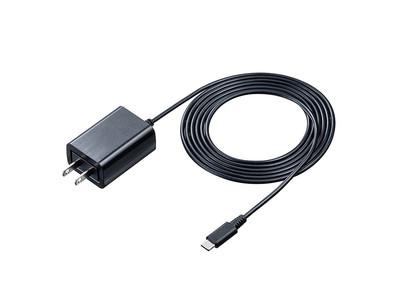 買ってすぐ使える!ケーブル一体型のUSB Type-C充電器を11月24日発売