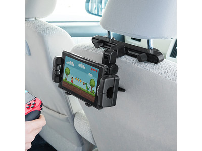 Nintendo Switchの設置もできるヘッドレスホルダーを11月26日発売