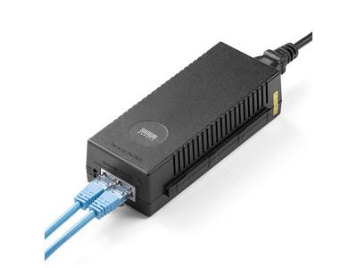容易に電力供給出来るPoEインジェクターを1月20日発売