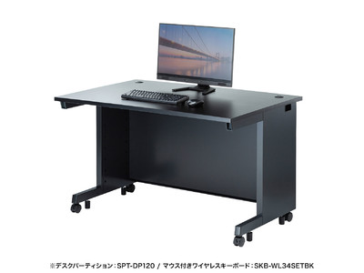 環境に配慮したオフィス向けのパーソナルデスクを発売