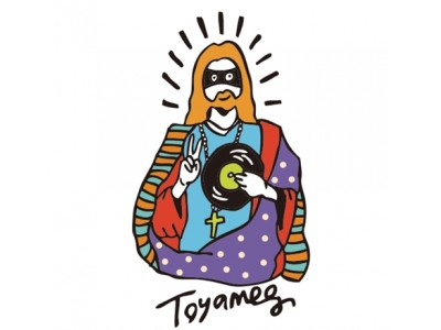 Toyameg × JOURNAL STANDARD カプセルコレクションローンチ