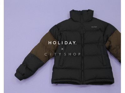 HOLIDAY / POP UP STORE for CITYSHOP 11/2 (FRI.)~11/15(THU.)