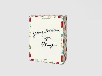 ストリートスナップ常連!現在人気急上昇のイラストレーター・JENNY WALTONとPlage(プラージュ)のコラボアイテムを発売!