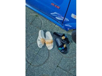 「PONTI」×「bench」×「CITYSHOP」3ブランドのデザインを組み合わせ新たな魅力を引き出したスペシャルなサンダル『トリプルコラボレーションサンダル』発売決定!
