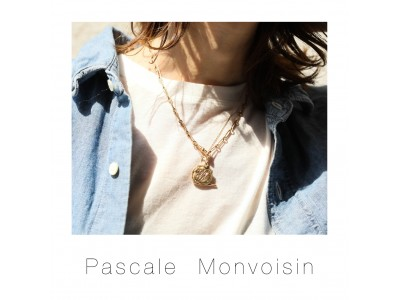 """L'Appartementでしか手に入らない、""""Pascale Monvoisin""""のオーダーメイドジュエリー5月10日(金)受注会スタート!"""