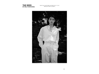 WISM オリジナルレーベル『THE SEED BY WILLY CHAVARRIA』ローンチのお知らせ ー WILLY CHAVARRIAとWISMが生み出す極上のデイリーユニフォーム ー