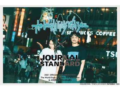 『すばらしきこのせかい The Animation』×『JOURNAL STANDARD』Special Collaboration