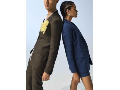 バナナ・リパブリックが、多様化する現代の働き方に注目し「New Work Wear」を提案