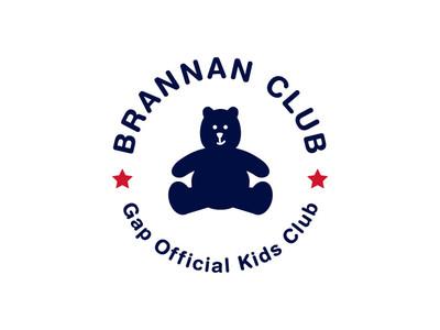 イベントや、特典が盛りだくさん!0~12歳までのお子さまが参加できる、入会金・年会費無料のGap公式キッズクラブ「ブラナンクラブ」スタート!