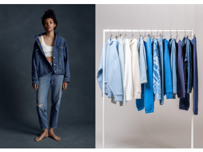 GapからFALL 2021 COLLECTONがローンチ  一人一人の個性を輝かせる、BLUE RAINBOWコレクションが発売