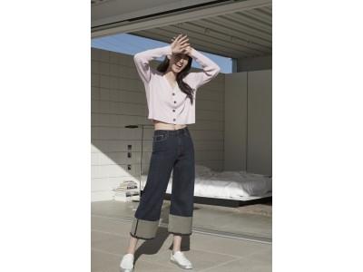 バナナ・リパブリック、グローバルキャンペーンに日本人モデルMIKI EHARA(江原美希)が登場!