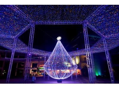 【横浜・八景島シーパラダイス】今冬、シーパラが神秘的な光の世界に包まれる。『Mystical Island(ミスティカル アイランド)』【2019年11月1日(金)~2020年2月29日(土)】