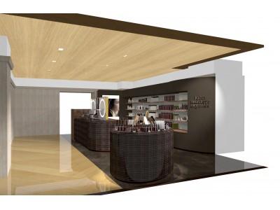 栃木県内初出店!重厚感のある店舗デザインが話題の本格オーガニックコスメストアがオープン!