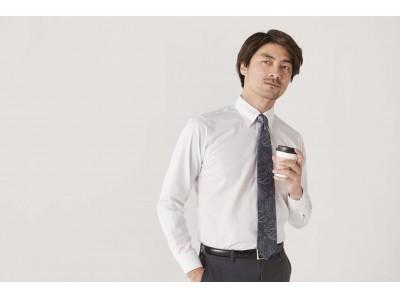 ORIHICA汚れガードシャツ新発売~食事汚れ※・汗ジミ・部屋干しの臭いを防ぐトリプルガード~