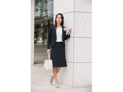 華やかさときちんと感の両取り!働く女性に嬉しいAOKIの着まわしセットアップ