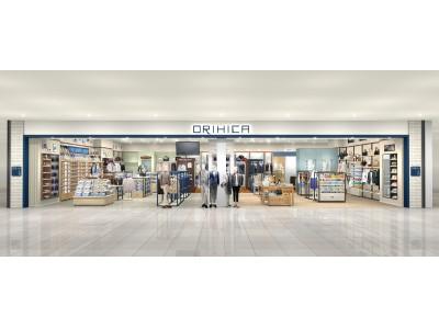 ORIHICAららぽーと和泉店5月25日(月)オープン~服装の変化に対応したビジカジ、レディースも充実~