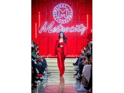「METROCITY(メトロシティ)」が、19FWファッションショー&パーティーをソウルで開催!