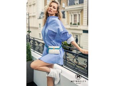 「METROCITY(メトロシティ)」が、ケイト・モスを起用した 19' クルーズコレクションのキャンペーンムービーを公開!
