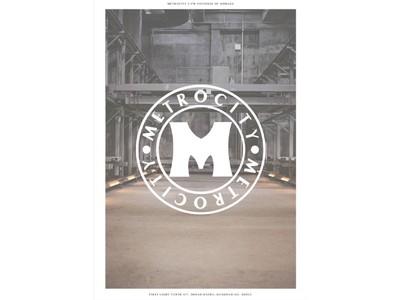 【METROCITY】 2021 Fall/Winter Collection デジタルファッションショーを開催