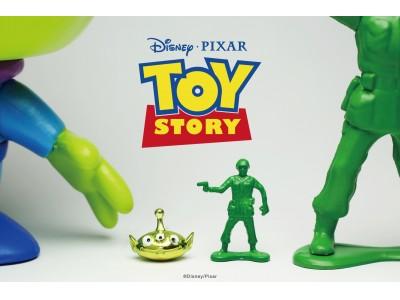 ディズニー/ピクサー最新作『トイ・ストーリー4』公開記念!『<TOY Dailytechnews> CAPSULE COLLECTION』2019年7月6日(土)より新発売
